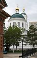 The Nikolsky cathedral in Orenburg. Russia.jpg