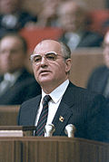 RIAN archive 770913 The final speech of the General Secretary of the CPSU Central Committee M. Gorbachev.jpg